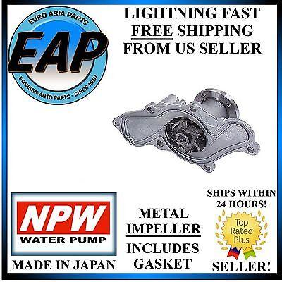 For Ford Probe Mazda 626 MX-3 MX-6 Millenia 2.5L V6 Japanese NPW Water Pump NEW