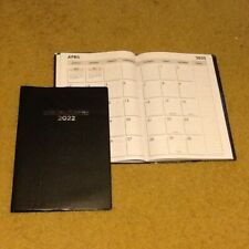 2022 Monthly Planner Compact Size