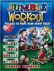 Jumble Workout: Puzzles to Make Your Heart Race! by David L Hoyt, Jeff Knurek (Paperback / softback, 2014)