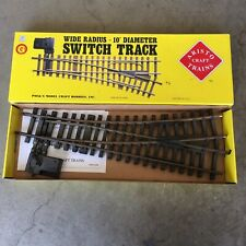 ART 20380 Aristocraft Stainless Steel Switch Track 10/' Diameter  G Scale