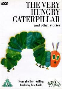 The-Very-Hungry-Caterpillar-And-Other-Stories-DVD-Andrew-Goff-1993