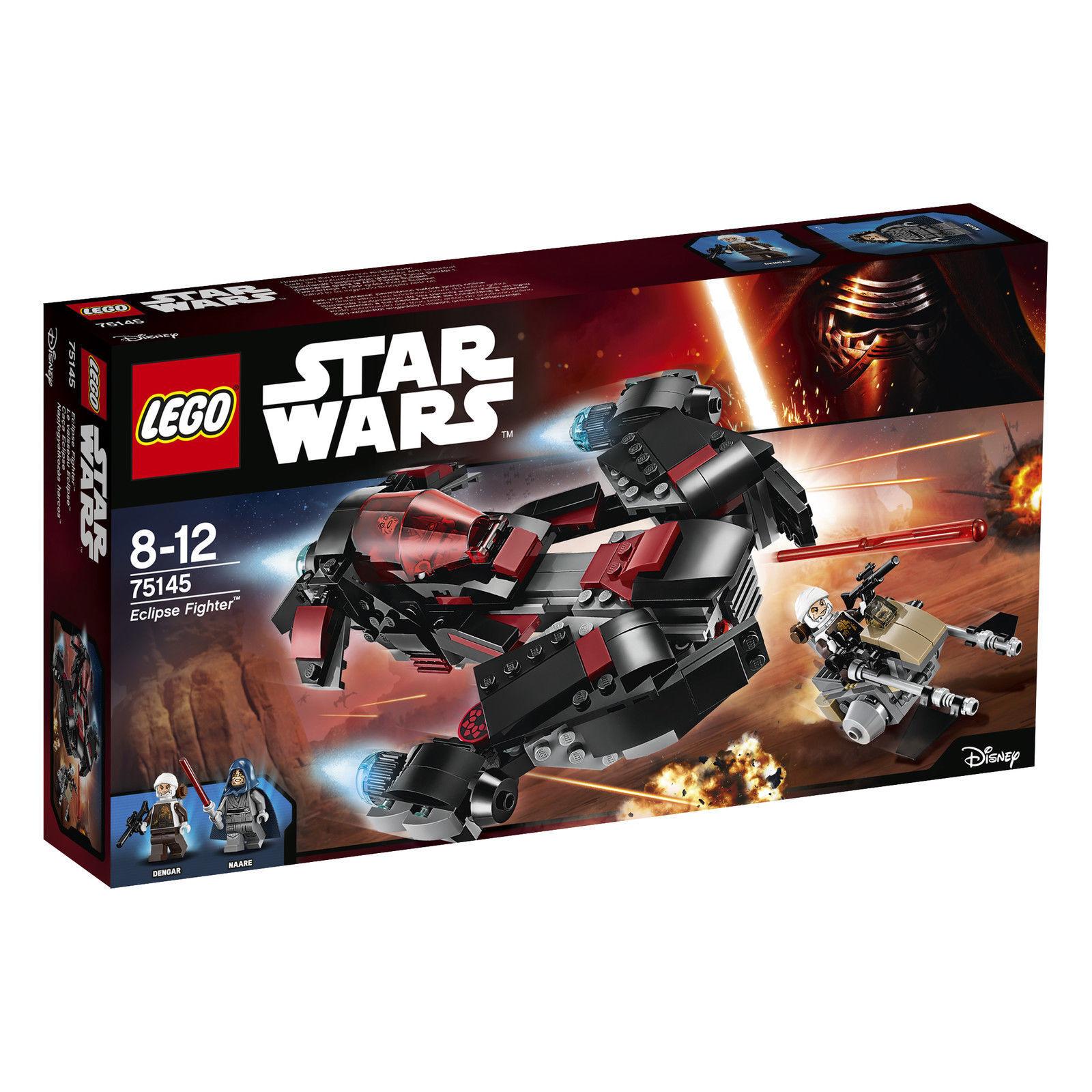 Lego Star Wars 75145-Eclipse Fighter ™ ™ ™   neuf et neuf dans sa boîte 58bde6
