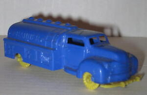 1950-039-s-Oil-Truck-4-034-by-Banner-Toys-Blue