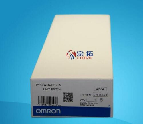 New Omron Limit Switch WLNJ-S2-N free shipping
