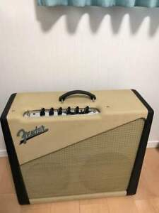 Very-Rare-Good-Condition-Fender-customshop-two-tone-AMP-From-Japan-F-S