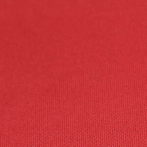 Scuba Fabric RED Bodycon Jersey Neoprene Material PER METRE FREE Sample