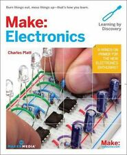 Brand new - Make: Electronics Learning by Discovery by Charles Platt