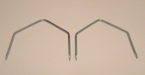 Vauxhall Meriva Original fábrica auto estéreo herramientas de eliminación de doble DIN llaves