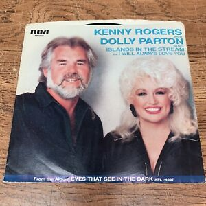 Kenny Rogers and Dolly Parton Islands in the Stream 7 ...