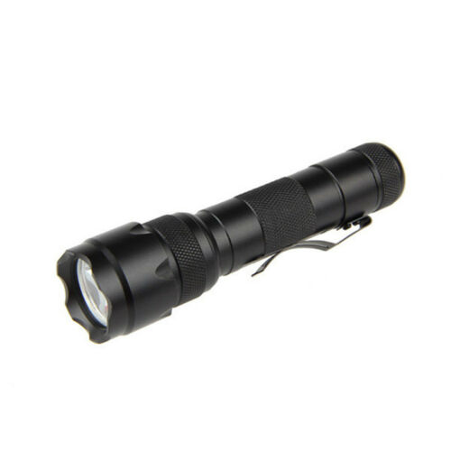 1 5 Mode UltraFire CREE T6 LED 502B 2000LM 18650 Flashlight Hiking Torch Lamp