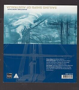 Australia-Sailing-Ships-stamp-pack-mint