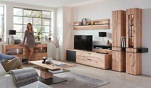 das bild wird geladen hartmann talis massivholzmoebel wohnzimmer wohnwand massiv riffbuche gebuerstet