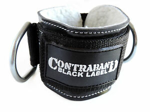 CLEARANCE-50-OFF-Contraband-Black-Label-3025-3inch-2-Ring-Pro-Ankle-Cuff