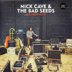 Nick-Cave-amp-The-Bad-Seeds-Live-From-KCRW-Vinyl-2LP-Bad-Seed-2013-NEW-SEALED