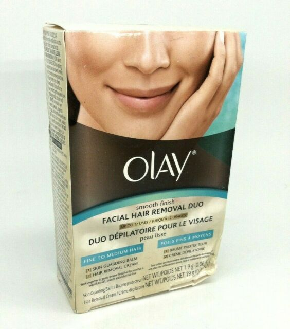 Olay Facial Hair Removal Duo Up To 12 Uses For Sale Online Ebay