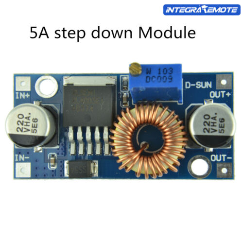 1//2//5//10PCS 5A Max DC-DC Step Down Power Supply LED Lithium Charger Board XL4015