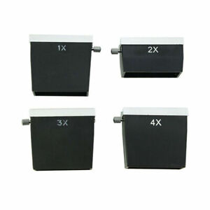 1X-2X-3X-4X-Binocular-Optical-Microscope-Parts-Stereo-Microscope-Objective-Lens