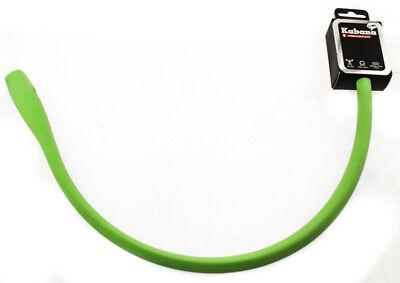 KNOG KABANA 740mm Cable Bike Lock With Bracket Purple Keyed QR Mount NEW