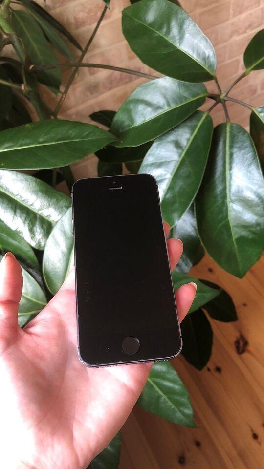 iPhone 5S, 32 GB, aluminium