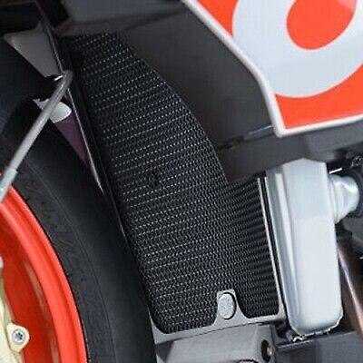 R/&g Titane RADIATOR GUARD Pour Aprilia 2017 RSV4 RF
