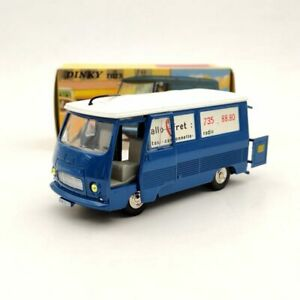 Atlas-Dinky-Toys-570-Fourgon-Tole-J7-Peugeot-Diecast-Models-Collection-Used-1-43