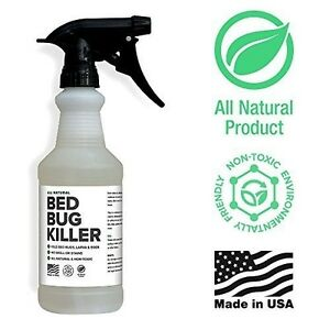 Natural Bed Bug Spray Review