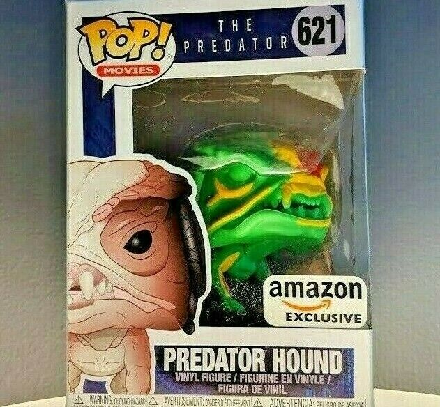 EXCLUSIVE Funko POP  The Predator Hell Hound HEATVISION Infrared Thermal 621