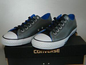 4534ad737d56 Converse Junior Boy s Chuck Taylor All Star Sneaker Thunder Black 4 ...