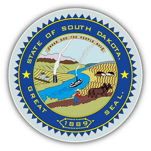Image result for south dakota state seal