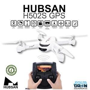 Hubsan-H502S-X4-DESIRE-FPV-5-8G-Camara-720P-HD-GPS-www-squadron-es