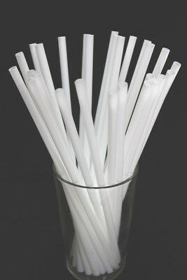 Party 130 MM Long Weddings Black 150 Jumbo Cocktail Drinking Straws
