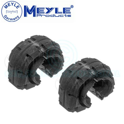 Germany Anti Roll Bar Bushes Rear Axle Left /& Right No 100 511 0013 2x Meyle