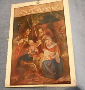 MONTREAL, QUEBEC, CANADA, DEC. 1905, ALBUM UNIVERSEL,FRENCH MAGAZINE, SCARCE