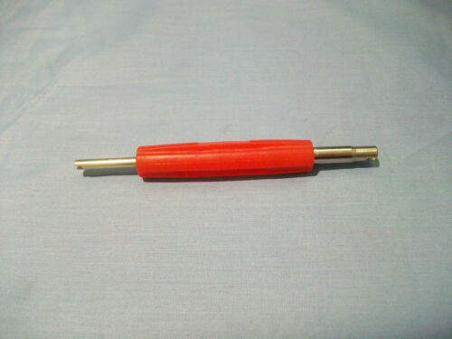 Shipping Free Two Headed Tire Valve Core Tool   Fast