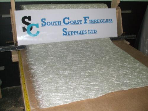 Other lengths available Fibreglass Resin  matting 300g 50mtr length x  950mm