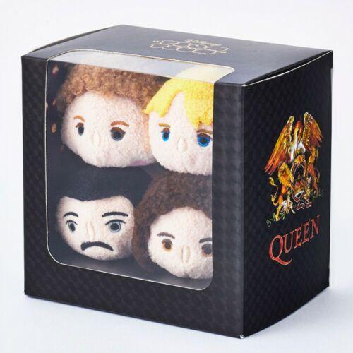 TSUM TSUM Disney Store JAPAN QUEEN set Bohemian Rhapsody  New
