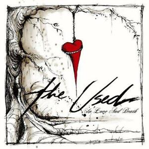 The-Used-In-Love-and-Death-New-12-034-Vinyl-LP