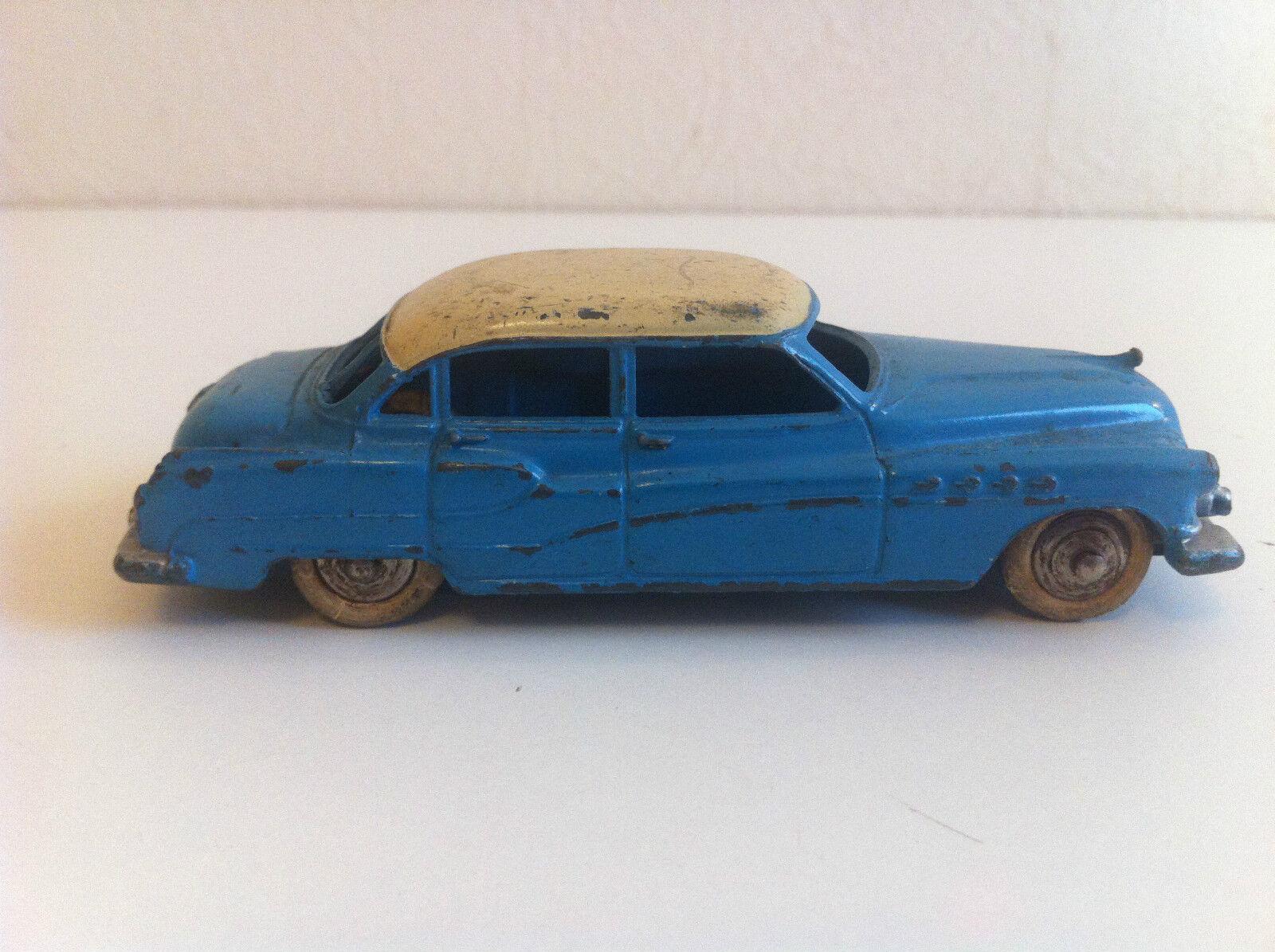 Dinky Toys - 24 V - Buick Roadmaster Bleu   Crème