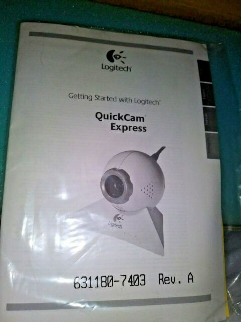 LOGITECH QUICKCAM EXPRESS 4 DRIVERS WINDOWS 7 (2019)