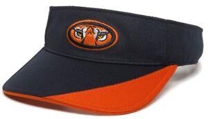buy popular a6183 a6826 Image is loading Auburn-Tigers-NCAA-OC-Sports-Golf-Sun-Visor-