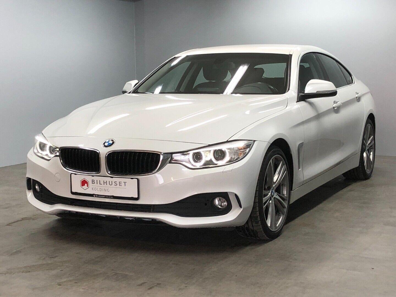 BMW 420d 2,0 Gran Coupé aut. 5d - 289.900 kr.