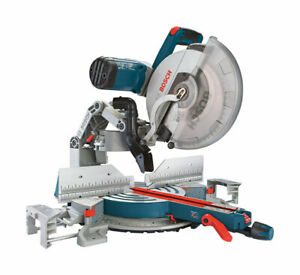 Bosch-GCM12SDRT-12-in-15-Amp-Axial-Glide-Dual-Bevel-Glide-Miter-Saw-New