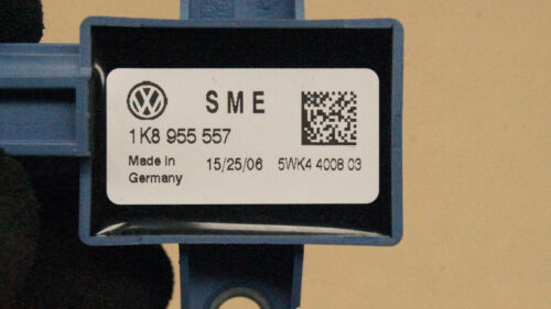 VW Scirocco 138 Airbagsensor Chrashsensor 1K8955557