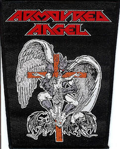 Armoured-Angel-Communion-Patch-Slayer-Metallica-Venom-Celtic-Frost-Thrash