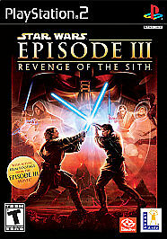 Star Wars Episode Iii Revenge Of The Sith Sony Playstation 2 2005 For Sale Online Ebay