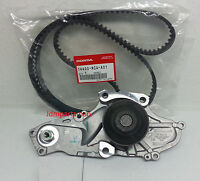 Genuine Timing Belt & Water Pump Kit Honda/acura V6 Factory Parts