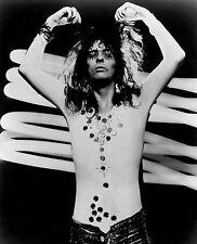 Alice Cooper American Rock Vocalist Glossy Photo Music Print Picture A4