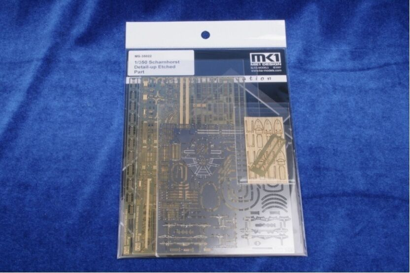 Hobby365  Neu 1 350 SCHARNHOST DETAIL-UP ETCHED PART for DRAGON  MS35022