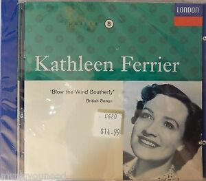 Kathleen-Ferrier-Blow-The-Wind-Southerly-British-Songs-Vol-8-CD-NEW-sealed