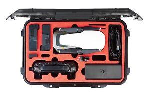 Boîte De Transport Pour Dji Mavic Air - Smart Édition Mc-cases Super Compact